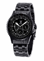 Konigswerk SQ201458G Mens Black Bracelet Watch