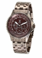 Konigswerk SQ201464G Mens Brown Bracelet Watch