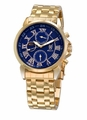 Konigswerk AQ101091G-1 Mens Blue Bracelet Watch