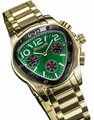 Sarastro AQ202494G Mens Gold Bracelet Watch
