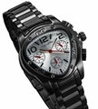 Sarastro AQ202498G Mens Black Bracelet Watch