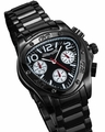 Sarastro AQ202499G Mens Black Bracelet Watch