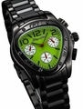 Sarastro AQ202508G Mens Black Bracelet Watch