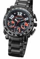 Sarastro AQ201853G Mens Black Bracelet Watch