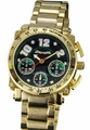 Sarastro AQ201855G Mens Gold Bracelet Watch