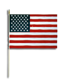 American Stick Flags 6 X 9 12 pieces