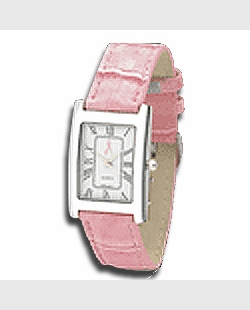 Breast Cancer Awareness Pink Watch