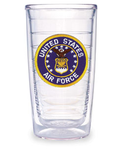 Air Force Logo Emblem Tervis Tumbler 16 oz