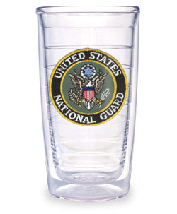 National Guard Logo Emblem Tervis Tumbler 16 oz