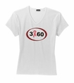 Breast Cancer 3-Day Fitted T-shirt � Small