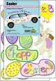 Easter Car Magnet Set