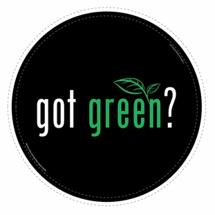 """got green?"" Car Magnet - Special Order Item"