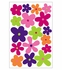 Crazy Daisies Flower Car Magnet Set