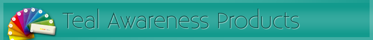 Teal Awareness Products
