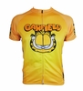 "Men's Garfield ""Hitchin' A Ride"" Cycling Jersey"