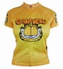 "Women's Garfield ""Hitchin' A Ride"" Cycling Jersey"