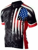 Fallen Warrior Cycling Jersey Free Shipping