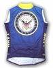 US Navy Sleeveless Cycling Jersey