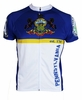 Pennsylvania Flag Cycling Jersey