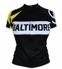 Hill Killer Baltimore Retro Women's Cycling Jersey