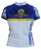 Pennsylvania Flag Women's Cycling Jersey