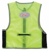 Neon Green High Visibility Vest Free Shipping