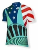 Liberty Cycling Jersey Free Shipping