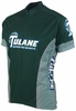 Tulane Green Wave Cycling Jersey Free Shipping