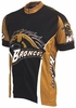 Western Michigan Broncos Cycling Jersey Free Shipping