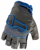 Fox 2011 Digit Short Blue Glove