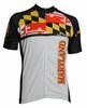 Maryland Flag Kid's Cycling Jersey