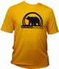 Men's Active Bear Performance Shirt - High Noon Yellow