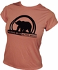 Women's Active Bear Performance Shirt - Pink