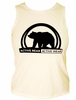 Women's Active Bear Performance Sleeveless Shirt - White