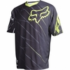 Fox 360 Graphite Short Sleeve Jersey