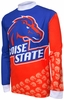 Boise State Broncos Long Sleeved Bike Jersey