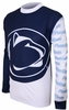 Penn State Nittany Lions Long Sleeved Biking Jersey