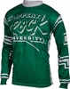Slippery Rock Long Sleeved Biking Jersey