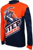 Texas El Paso UTEP Miners Long Sleeved Bike Jersey