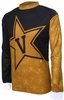 Vanderbilt Commodores Long Sleeved Bike Jersey
