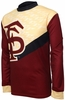 Florida State Seminoles Long Sleeved Bike Jersey