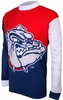 Gonzaga Bullgogs Long Sleeved Bike Jersey