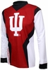 Indiana Hoosiers Long Sleeved Bike Jersey