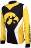 Iowa Hawkeyes Long Sleeved Bike Jersey