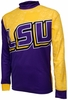 LSU Tigers Long Sleeved Bike Jersey