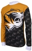 Missouri Tigers Long Sleeved Bike Jersey