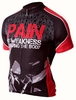 Pain is Weakness Cycling Jersey