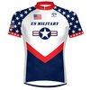 US Military Cycling Jersey With Free Shipping