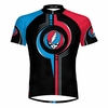 Grateful Dead Strobe Cycling Jersey