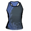 Primal Wear Eden Blue Women's Cycling Tank